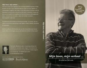 Het levensverhaal van Koos Louter werd geïntegreerd in een bestaand boek met 7 andere levensverhalen.