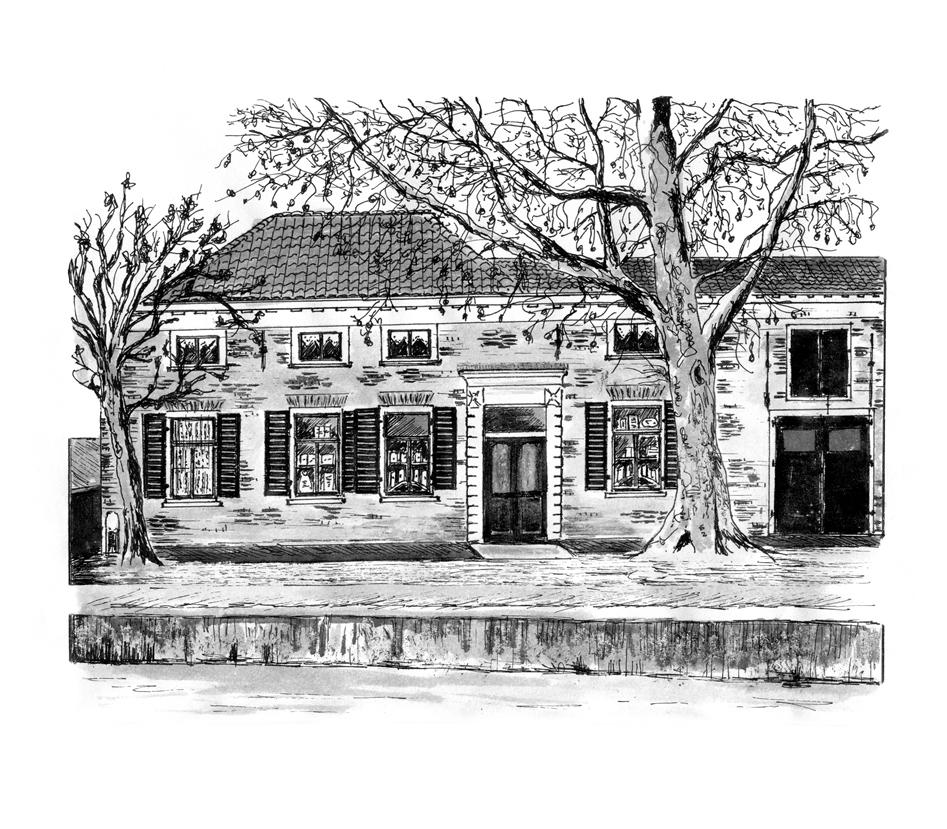 s-Herenstraat 24 de Schilpen