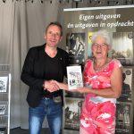 Presentatie biografie Nel van der Kieft in Tavenu