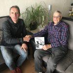 Boek Ruud Janssen over eerste oorlogsdagen in Den Haag/Westland voltooid